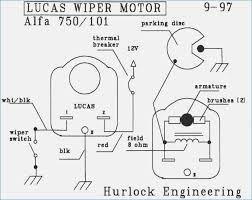 gm wiper motor wiring diagram americansilvercoins info Lucas Wiper Motor Wiring gm wiper motor wiring diagram dolgular