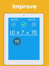 Times Tables Quiz - Fun multiplication math game for adults, kids ...