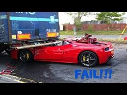 Supercar Fails And Crashes Compilation Hd Video Youtube