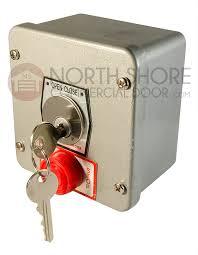 mercial garage door opener 1kxs key switch