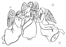 Fallen Angel Coloring Pages Stilmodaco