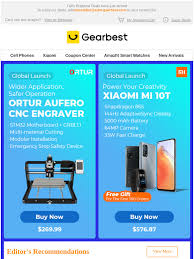 gearbest ES: FALL INTO SAVINGS >> HUGE 50% OFF + EPIC ...