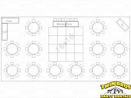Tent Seating Chart 30x60 Tent Seating Chart Google Search In 2019 Wedding