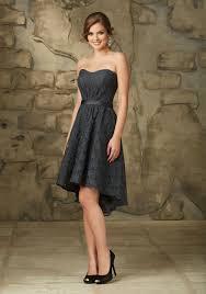 Romantic Beaded Lace With Chiffon Bridesmaid Dress Style 122