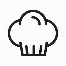 Bakery Chef Cook Hat Icon