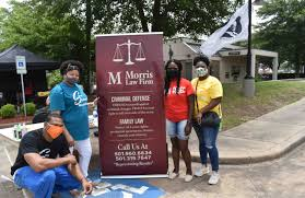 Minister Walter Sims, Katrina Sims, Tamara Gotell, Ebony West – Today's  Communiqué
