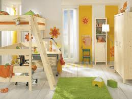 Kids Furniture Neutral and Bright Color bination for Kids Room