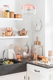 Tendance dco Modern Copper  En cuisine   Maisons du Monde  Copper  Kitchen AccentsCopper ...