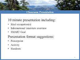 Interview Presentation Templates 10 Minute Interview Presentation