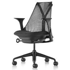 herman miller sayl office chair. Herman Miller Sayl Office Chair - Black T