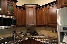 Corner Kitchen Cabinet Solutions Upper Corner Kitchen Cabinet Storage Solutions Monsterlune