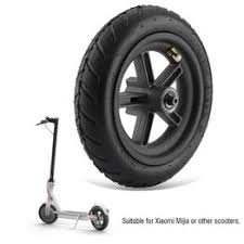 Electric Wheel Scooter Inflatable Tire Rubber Rear Wheel ... - Vova