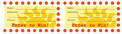 Coupon Format Template Printable Raffle Ticket Templates Lucky Draw Coupon Format Movie