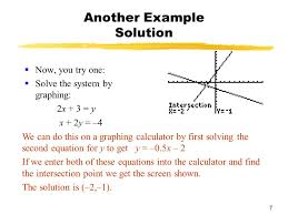 another example solution