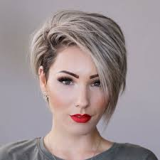 Hairstyle Trendy Very Short Haircuts Female Cool Hair Styles