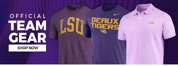lsu tigers apparel lsu gear lsu tigers gifts official lsu tigers