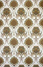 Vintage Behang American Vintage Floral Gehaakte Bloem Behang Behang
