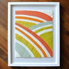 Sew Mojo #4 Mini Quilt Pattern (Download) - Suzy Quilts & Sew-Mojo-4-Framed-Quilt Adamdwight.com