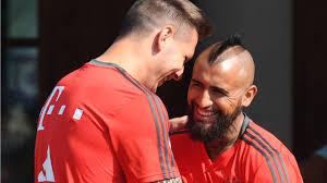 Nach Vidal Abgang Wer Bei Bayern Jetzt Den Krieger Machen Muss