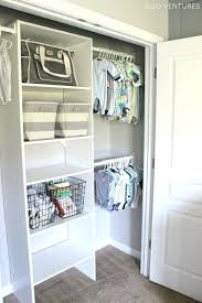 wardrobes baby boy wardrobe baby closet makeover from via love laundry too much sawing and