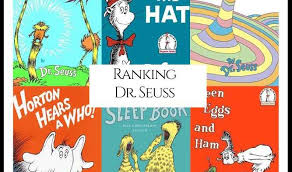 what are dr seuss s theodor seuss geisel best books we looked at all of seuss s autd bibliography and ranked them against one another to answer