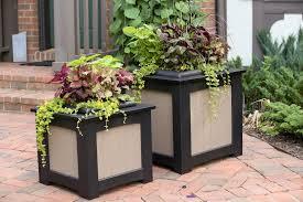 large pot planter unique decoration and commercial outdoor