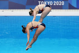 View the competition schedule and live results for the summer olympics in tokyo. Tokyo Olympics Why Do Divers Wear Tape And Shower Between Dives Metro News