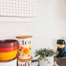 Pegboard Kitchen Pegboard Kitchen