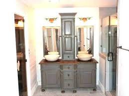 bathroom vanity storage tower pine oom vanities vanity storage tower custom with cabinet bathroom vanity countertop