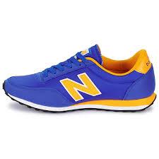 new balance 410 mens. mens new balance u410 orange blue white retro classic sneakers 410 0