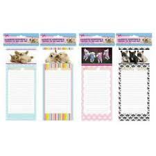 Cute Lists 1pc Magnetic Shopping List With Pencil Planner To Do List