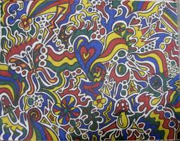 Trippy Pattern Beauteous Trippy Patterns By JackieHeartsyou On DeviantArt