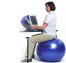What Is The Correct Swiss Ball Size For You