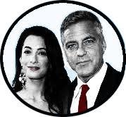 George Clooney Natal Chart George Clooney Amal Alamuddin Astrology Birth Chart