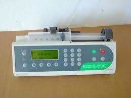 Graseby 3400 Syringe Pump Fluid Administration Syringe