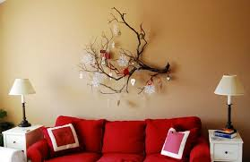 tree branches wall decor art