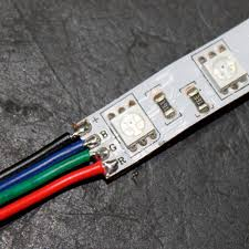 led tutorials ering wire to rgb led strip lights er view
