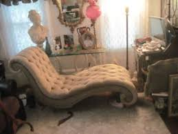 sunroom furniture. CHAMPAGNE Velvet Tufted CHAISE LOUNGE SOFA CHAIR Bedroom Victorian Style Sunroom Furniture C