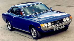 Toyota Celica GT Coupe UK spec TA22 '1971–72 - YouTube