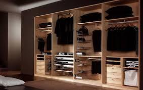 Wardrobe Interior Designs Style Custom Inspiration Ideas