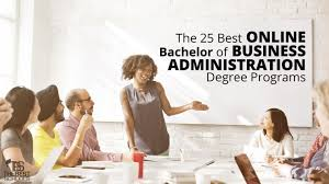 Interior Design Online Degree Accredited Enchanting The 48 Best Online Bachelor In Business Administration Degree Programs