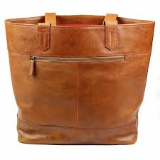 rawlings leather baseball stitch large tote bag tan or black