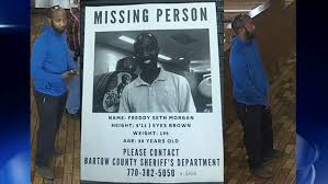 Officials Identify Human Remains As Those Of Missing Bartow County