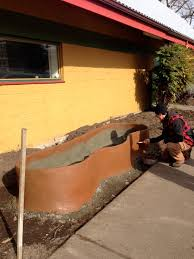 Kitchen Garden Project Making Ferro Cement Raised Beds At The Fernwood Community Centre