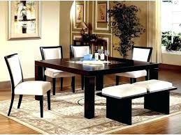 rug under dining table area rug under dining table proper size how big for room area