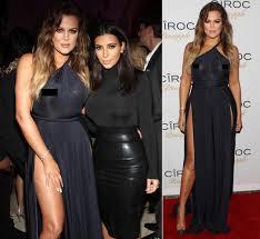 See Thru Tv Chrissy Teigen Photos Celebrity Wardrobe Malfunctions