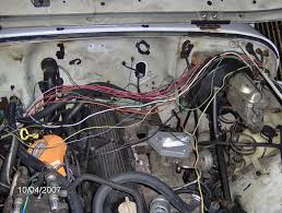 rewiring my yj easy or hard jeepforum com you will be surprised how many wires you can get rid of