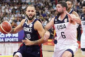 The men's and women's national teams will hold training camps in las vegas in july, they announced thursday, and. Team Usa Americans Lose To France Ending Quest For A Medal In Fiba World Cup Netsdaily