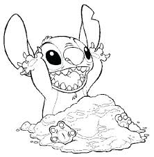 Lilo And Stitch Coloring Pages To Print Stitch Coloring Pages Lilo