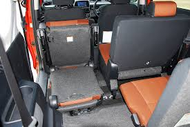 Toyota Sienta 1.5 Folding 3rd Row Seat Under 2nd Row, Malaysia ...